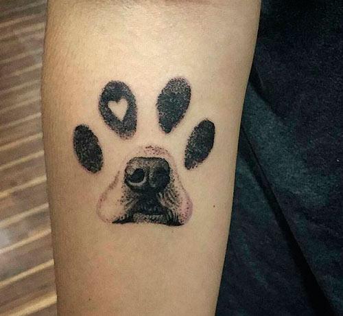 30 Tatuajes Increibles Para Padres De Mascotas Vision Animal